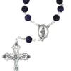 Gemstone Pocket Rosaries