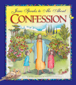 Jesus Speaks to Me About Confession