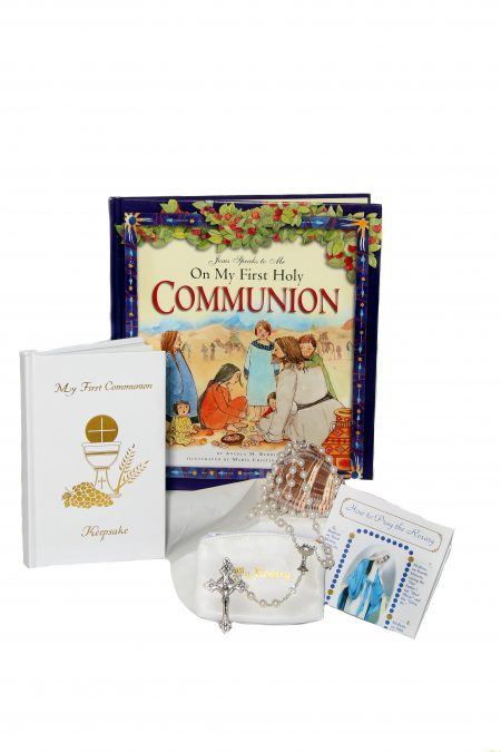 Deluxe First Communion Gift Idea - Choose Your Rosary