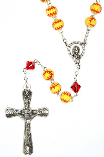 Softball Sport Rosary